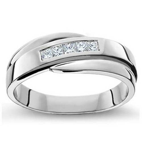 DesignsMag Imperial Class Wedding Rings Design Number 26