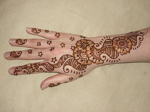 Mehndi Designs Very Beautiful : Beautiful arabic mehndi designs