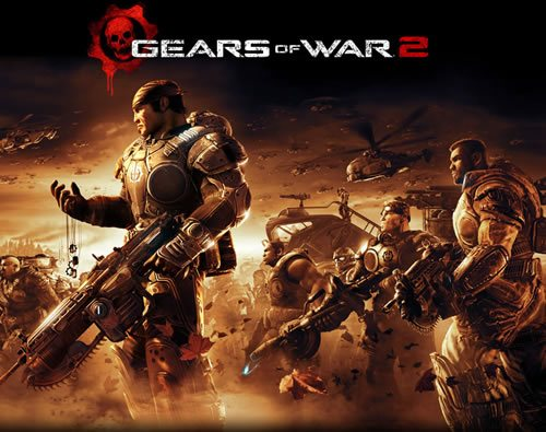 Gears of war 2 005 135 Amazing Video Game Wallpapers