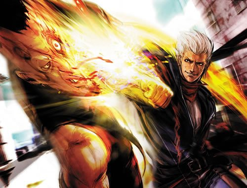 God Hand 135 Amazing Video Game Wallpapers