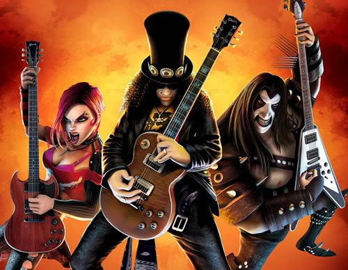 Guitar Hero III   Legends of Rock 135 Amazing Video Game Wallpapers