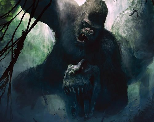 King Kong 2005 135 Amazing Video Game Wallpapers