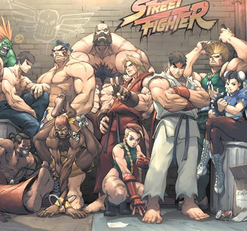 STREET FIGHTER   STREET JAM by alvinlee 135 Amazing Video Game Wallpapers