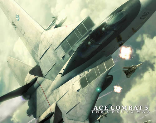 ace combat 5 135 Amazing Video Game Wallpapers