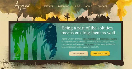 45 Simple and Attractive Website Designs - Designs Mag