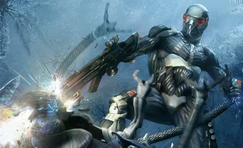 crysis 135 Amazing Video Game Wallpapers