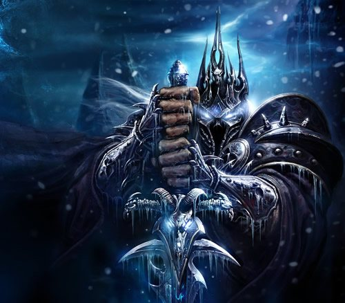 death knight 135 Amazing Video Game Wallpapers