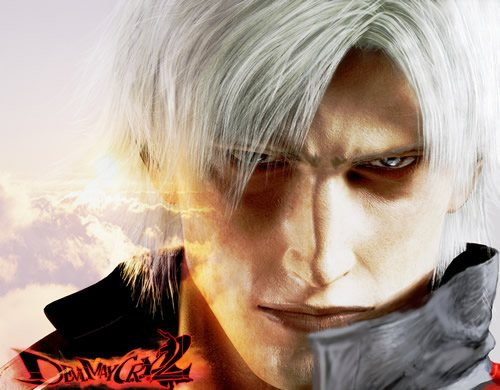dmc2 box pose 135 Amazing Video Game Wallpapers