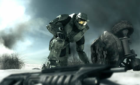 halo3 135 Amazing Video Game Wallpapers