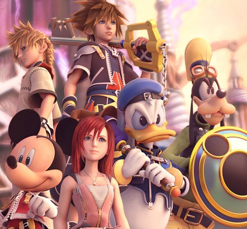 kingdom hearts ii 02c 135 Amazing Video Game Wallpapers