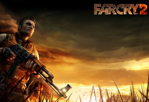 sunset hunt 135 Amazing Video Game Wallpapers