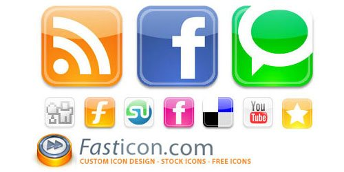 65 Free Useful Icon Sets for Designers and Developers - Designs Mag