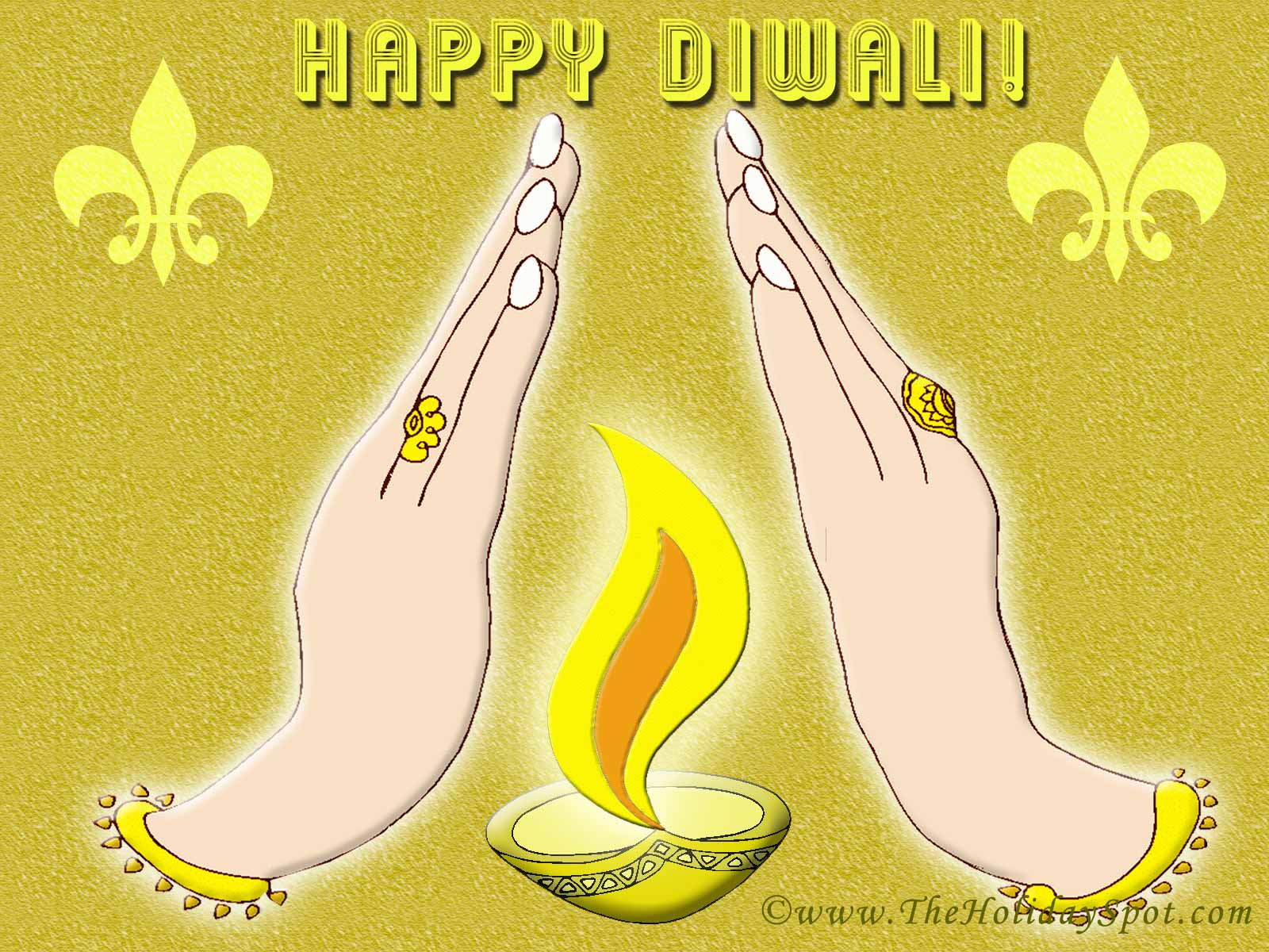 45 Colorful Diwali Wallpapers | DesignsMag