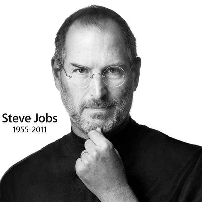 Tribute to Steve Jobs Through Images | DesignsMag