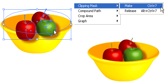 07 13 fruit bowl 42 Stunning Collection of 3D Illustrator Tutorials