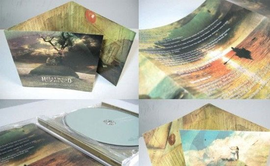 6 six panel cd packagel print design tutorials Collection of Remarkable Tutorials of Print Ready Designs
