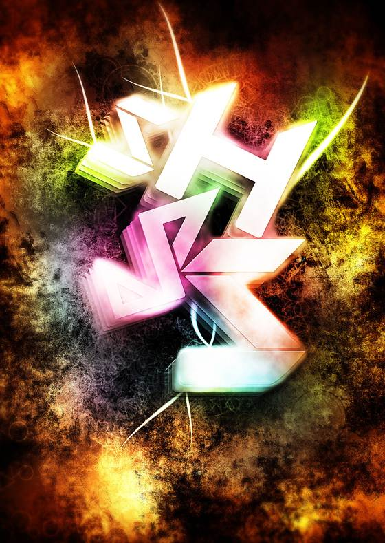 125 Awesome Typography Collection   DesignsMag