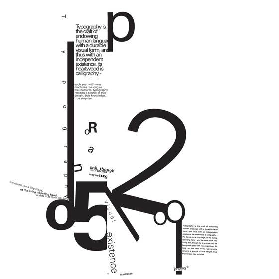 DesignsmagTypography104 125+ Awesome Typography Collection