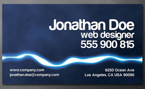 how to create ready standard size business cards print design tutorials Collection of Remarkable Tutorials of Print Ready Designs