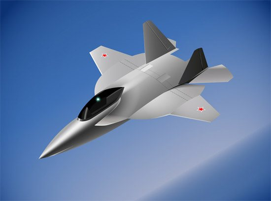 vector fighter 42 Stunning Collection of 3D Illustrator Tutorials