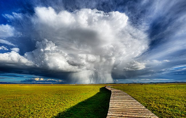Atomic Cloud Wonderland Landscape Photography   Real ?