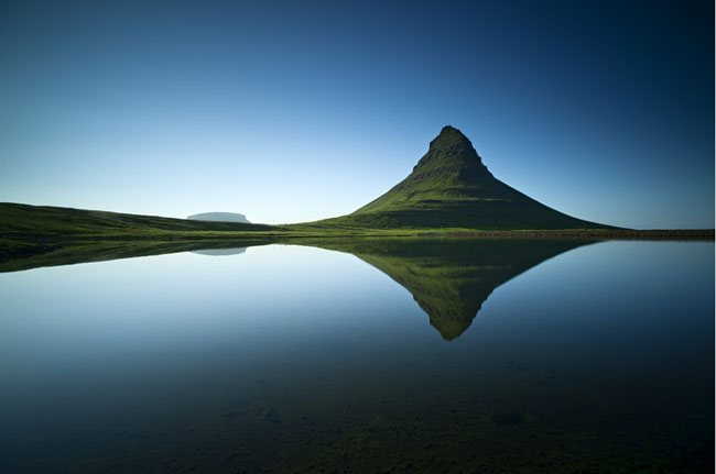 Kirkjufell Wonderland Landscape Photography   Real ?
