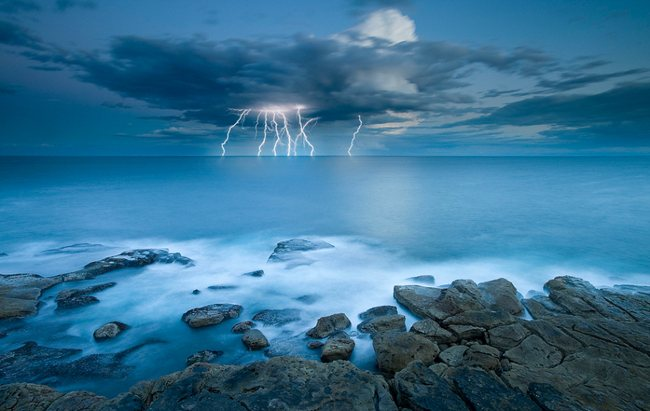 Shocking Bondi Wonderland Landscape Photography   Real ?