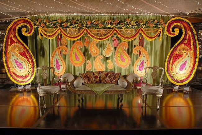 stage decoration pictures for college functions width=