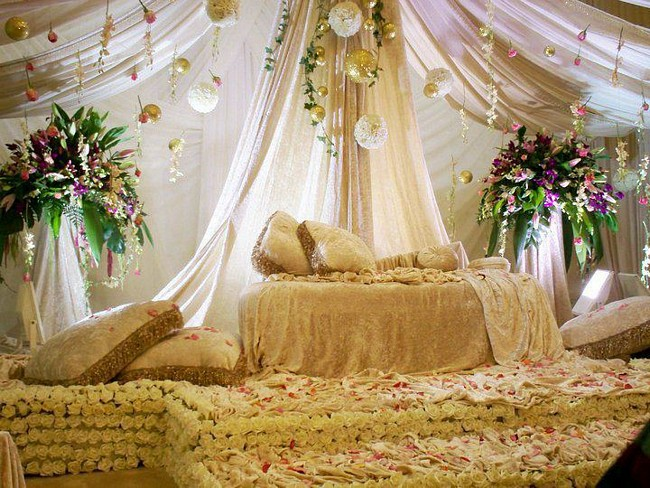 37+ Bedroom Decoration For Wedding Night Games
