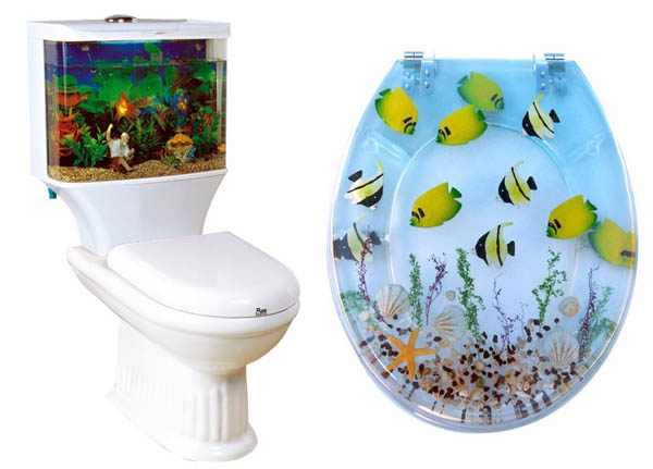 36 Bizarre Bathroom Accessories - Designsmag