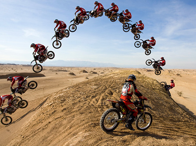 55 Amazing Examples of Sequence Photography - Designsmag