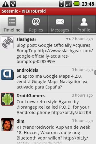 Amazing Android Applications and Games - Designsmag