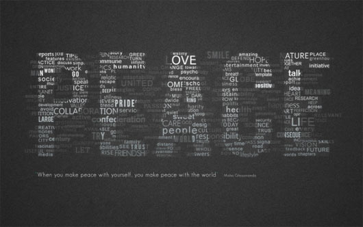 Typography Photoshop Text Effects Tutorials