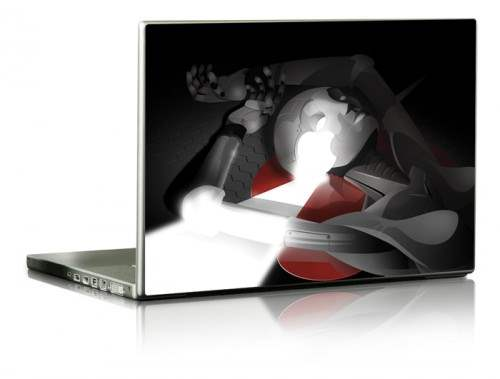 18 EVE01 Laptop Sticker 500x379 50 Creative Laptop Skins and Stickers Design