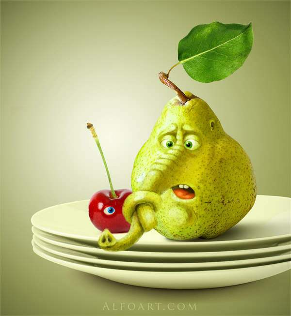 Confused Pear 50+ Latest Photo Manipulation Tutorials in Photoshop