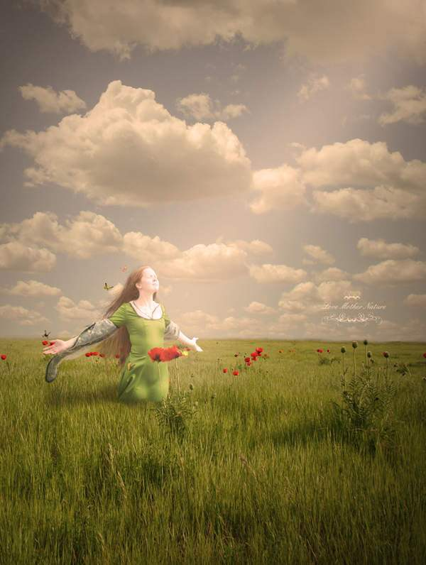 Create A Beautiful And Dramatic Scene With Photo Manipulatio 50+ Latest Photo Manipulation Tutorials in Photoshop