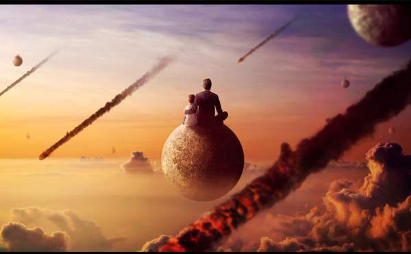 Create A Surreal Apocalypse Photomanipulation Photoshop Tuto 50+ Latest Photo Manipulation Tutorials in Photoshop