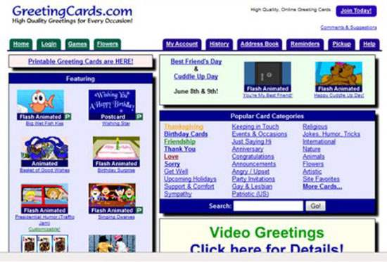 55 favorite websites of greeting cards greetings cards m4hsunfo