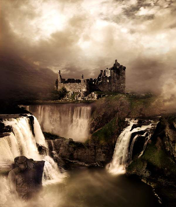 How To Create A Fantasy Landscape Photo Manipulation 50+ Latest Photo Manipulation Tutorials in Photoshop