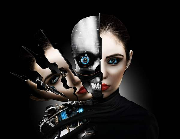 cybernetic woman jan 2012 50+ Latest Photo Manipulation Tutorials in Photoshop