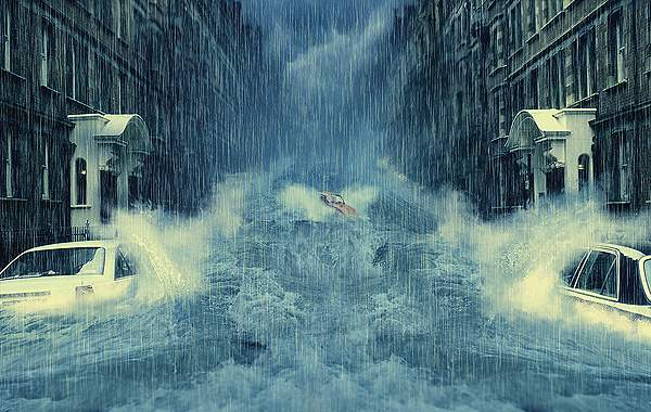 How to Create a Photo Manipulation of a Flooded City Scene in 30 New Photo Manipulation Tutorials