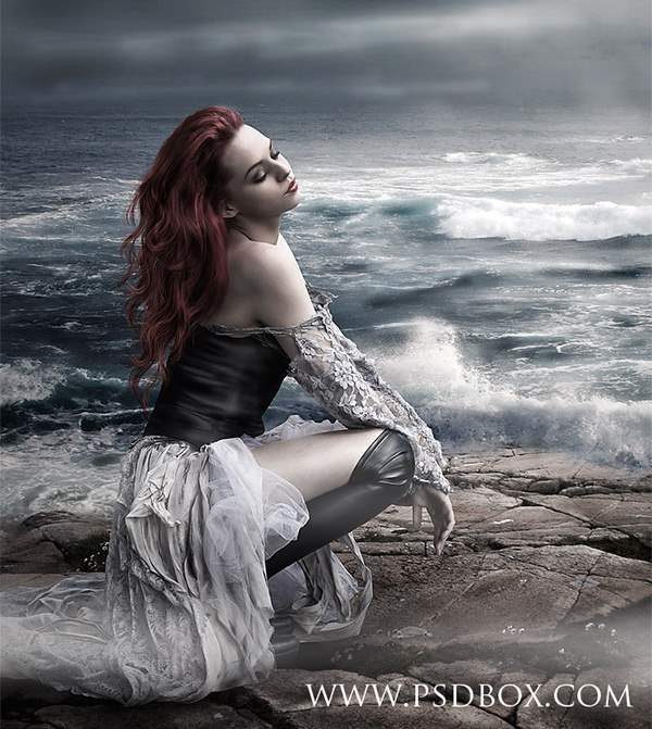 hopeless photo manipulation jan 2012 50+ Latest Photo Manipulation Tutorials in Photoshop