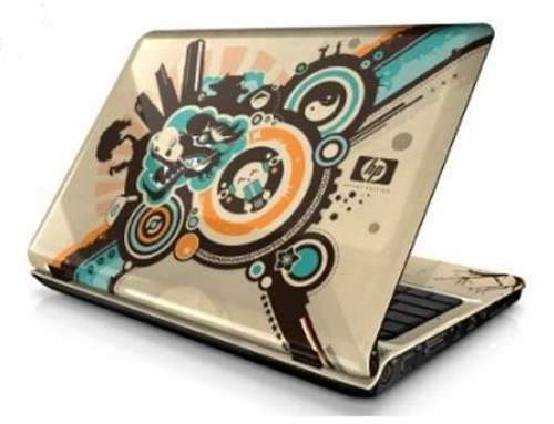 laptop 16 50 Creative Laptop Skins and Stickers Design
