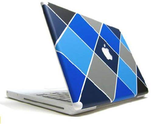 ll 50 Creative Laptop Skins and Stickers Design