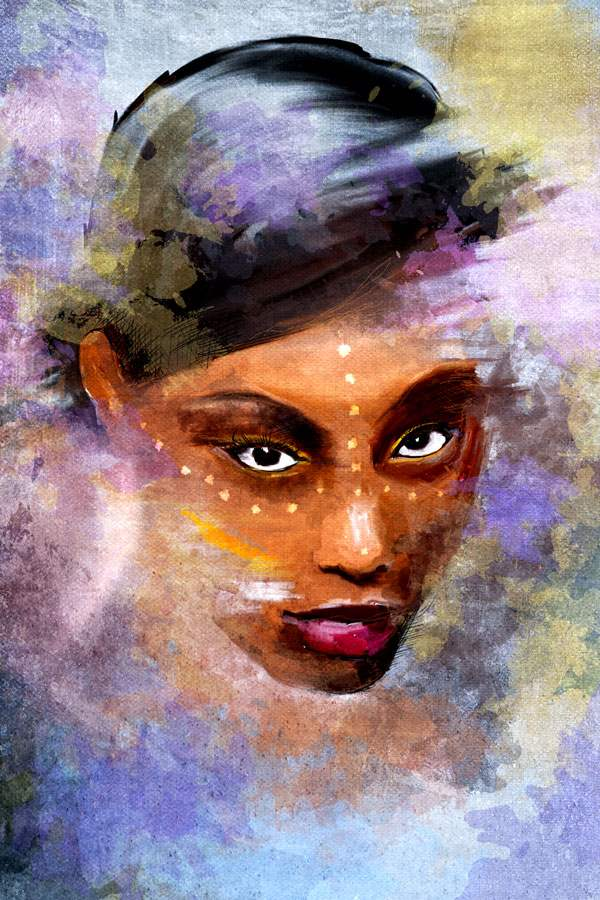 Turn a Portrait Photo Into a Painting in 30 New Photo Manipulation Tutorials