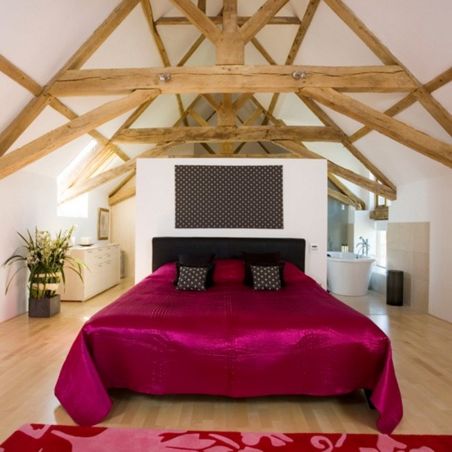 70 Interesting Loft bedroom Decorating Ideas - designsmag & Loft Decorating Ideas - Bedroom Decorating Ideas - Loft Design