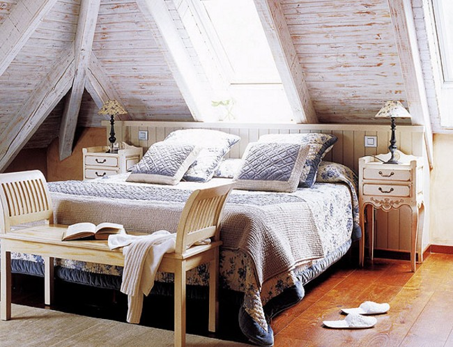 70 Interesting Loft bedroom Decorating Ideas - designsmag
