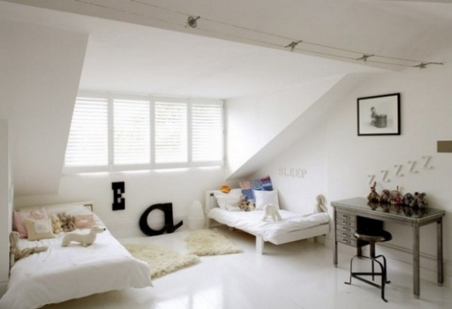 Http Www Designsmag Com 70 Interesting Loft Bedroom Decorating Ideas