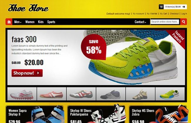 Image4 10 Best Magento Themes For Ecommerce Websites