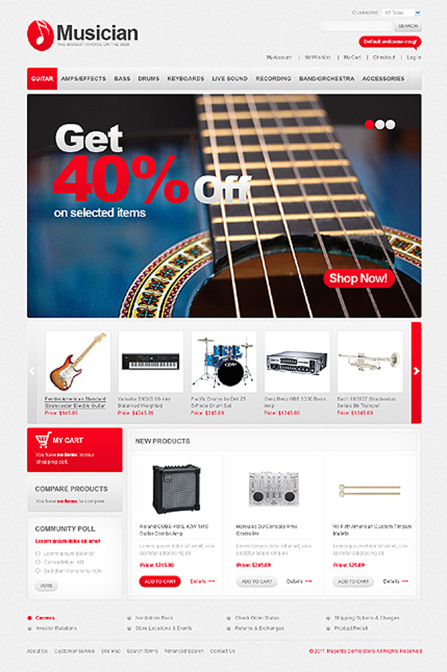 Image9 10 Best Magento Themes For Ecommerce Websites